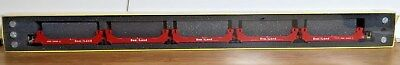Deluxe N Scale Gunderson Twinstack 5-unit set 15040K-A Sealand NYSW intermodal