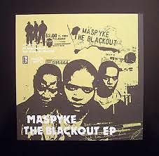 Maspyke - The Blackout EP - 2 x LP