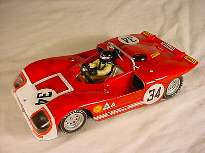 Slot It CA11A Alfa Romeo 33/3 Sebring 1971 #34 Near Mint