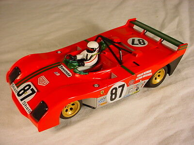 Slot it SI KF01C Ferrari 312 PB #87 Watkins Glen 1972 Near Mint