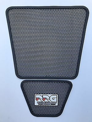 2017 RSV4 RR & RF Racing Radiator Guards Aprilia Grille Water & Oil Set