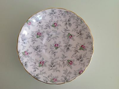 Beautiful Antique Tuscan Saucer