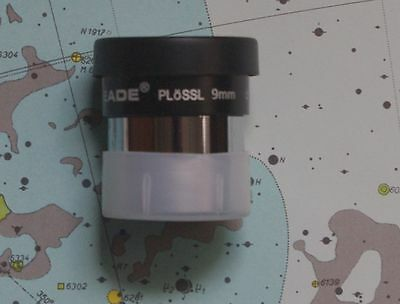 NEW 9mm Meade Series 4000 Plossl telescope eyepiece