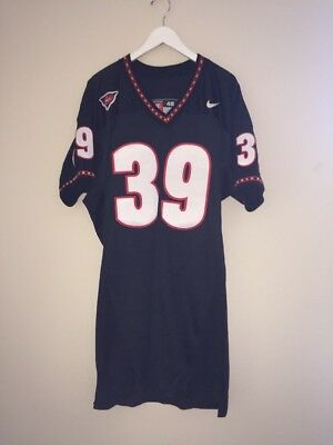 *GAME USED* 2005 Nike Maryland Terrapins Kyle Fraser Football Jersey NCAA ACC