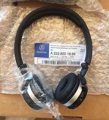 14-18 Mercedes-Benz Headphone DVD Wireless OEM