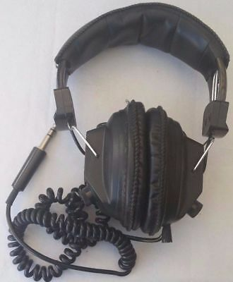 CUFFIE STEREO PHILIPS Headphones EM-6126 VINTAGE