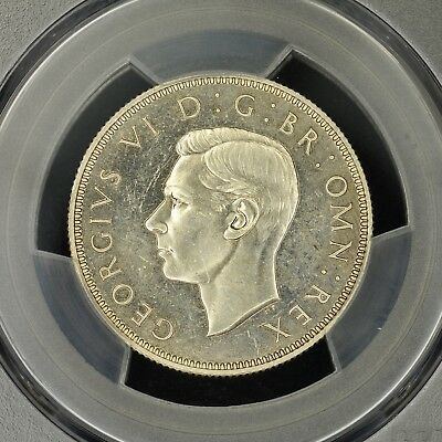 1937 Florin PCGS PR63 Great Britain S-4081 Silver Proof Coin Choice UNC