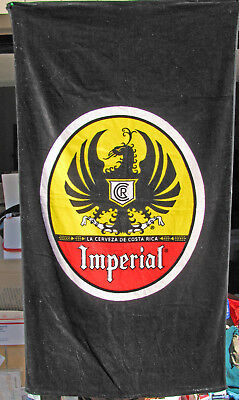 Cerveza Imperial Beach_Bath Towels