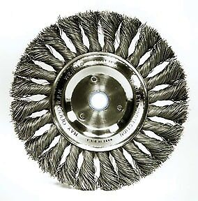 ATD TOOLS 8353 - 4 a?? Twisted Tuft Wire Wheel Brush