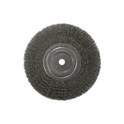 """ATD TOOLS 8361 - 8"""" Wire Wheel with Spacer for 5/8"""" Arbor"""
