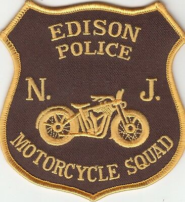 Edison Police Motorcycle Squad New Jersey Nj Patch