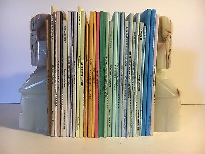 Samuel French  Dramatists Play Service  Lot Of 31  Comedy  Drama  Scripts  Plays