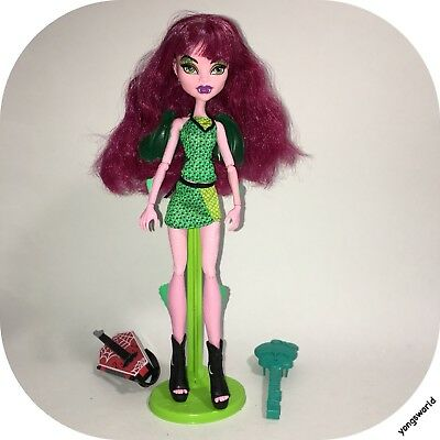 Monster High Create A Monster Dragon Doll Torso Limbs Wings Stand Head Lot