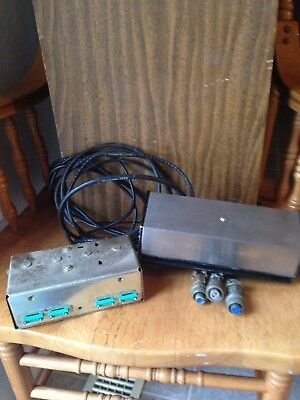 Ampex 440 Mono Headblock And Cable Box Mono Heads Included Make Offer!