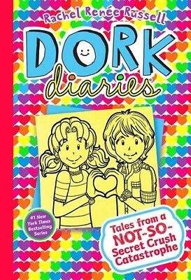 Dork Diaries 12: Tales from a Not-So-Secret Crush Catastrophe [New Book] Hardc