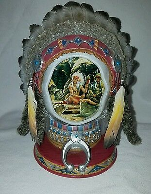 """""""Tribal Council"""" Proud Traditions by Russ Docken #A1006"""