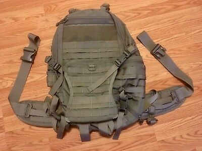 Triple Aught Design TAD Gear Fast Pack EDC Foliage Green Military Backpack