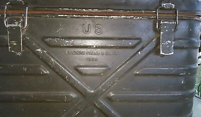 U.S. Military Landers Frary & Clark 1959 Hot/Cold Food Cooler/Container