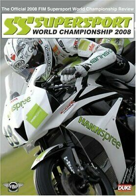 World Supersport Review 2008 [DVD] - DVD  CUVG The Cheap Fast Free Post