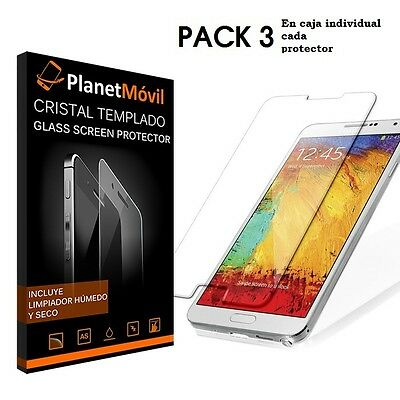 [PACK OF 3] Wiko Jerry 2 Protector screen glass glass tempered 3 pieces