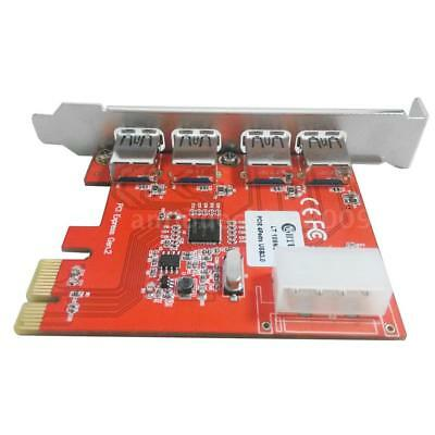 LT109NS M.2 To MSATA Connector Adapter Card Up To 750MB / S (6.0 Gbps) Red S2D9