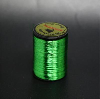 1 Color SALTWATER/TROUT/BASS/SALMON Fly Tying Materials Tinsel Floss Wire Thread