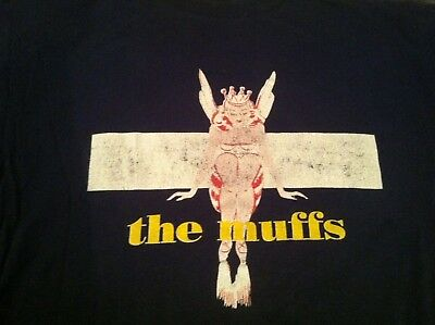 The Muffs Band Shirt Sonic Youth No Wave Indie Rock Blonder And Blonder No Wave