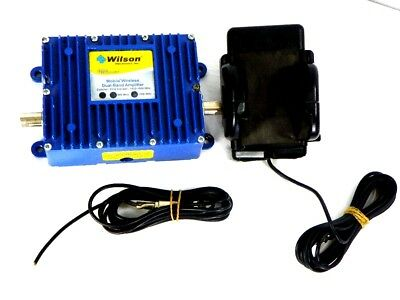 Mobile Wireless Dual Band Cellular Amplifier Booster Wilson Electronics 271245
