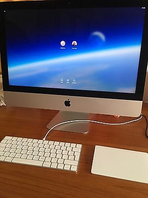 "Apple iMac 21.5"" Desktop - 3.1 GHz Intel Core i5 - 8 GB - 1 TB - Great Condition"