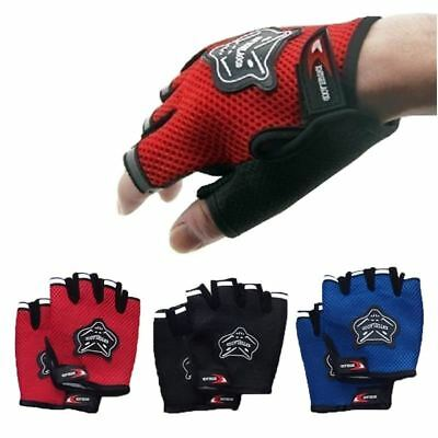 Sports Body Building Fitness Gym Gloves Crossfit Weight Lifting Gloves for Men W