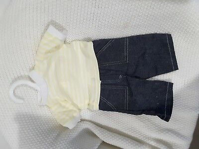 Cabbage Patch  Kid outfit as new for boy