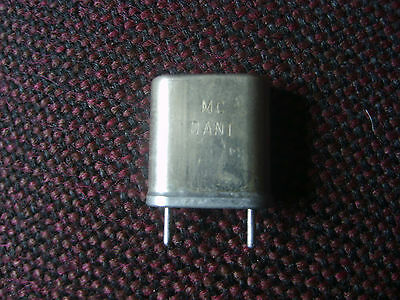 33.400 MHz CRYSTAL FOR DRAKE 4 SERIES TRANSMITTER RECEIVER FOR 22.300 - 22.8000