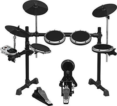 Behringer XD8USB Black - acoustic drums (Black, Electronic) - NUOVO