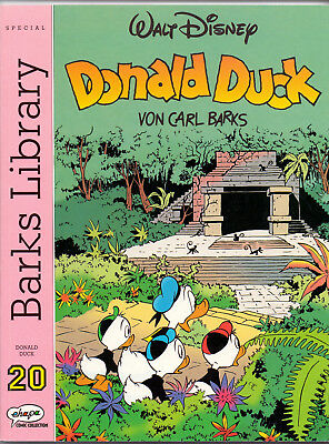 Barks Library - Donald Duck - Band 20 - Ehapa - Softcover