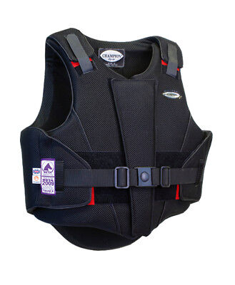 *SALE* Champion Zipair Child's Body Protector - Large, X-Large