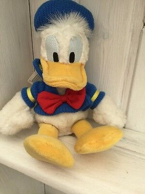 donald duck soft toy disney