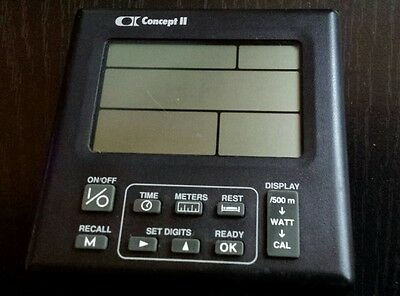 Concept2 Rower Monitor PM2