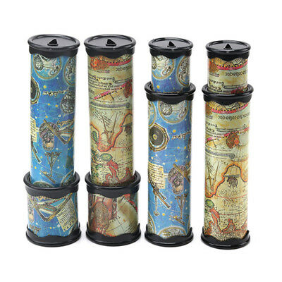 Adjustable Kaleidoscope Rotating Colour World Traditional Style Autism Kids Toy