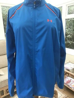 UNDER ARMOUR STORM Wind and waterproof jacket. Size XL