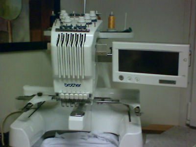 Embroidery Machine Brother 600 RP II