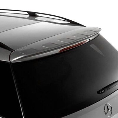 For Mercedes-Benz ML350 06-15 Spoiler Factory Style Fiberglass Rear Roof Spoiler