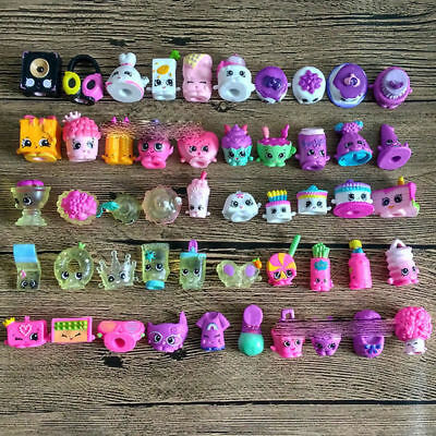 50PCS Shopkins Season 7 Ultra Rare Special Limited Edition Kids Toys Gift