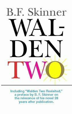 Walden Two by B. F. Skinner 9780872207783 (Paperback, 2005)