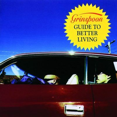 GRINSPOON Guide to Better Living (CD 1999) 15 Songs Made in Canada