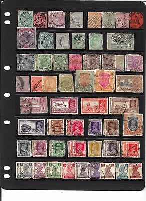 Stamps of India Collection of 300 stamps approx