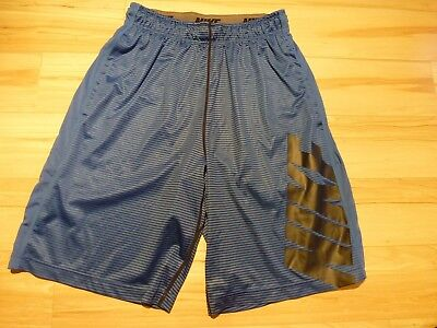 Mens Blue Nike Basketball sport shorts Size S