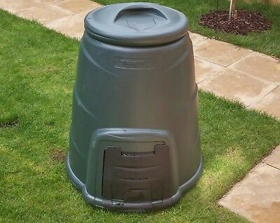 New Straight garden composter 220 litres