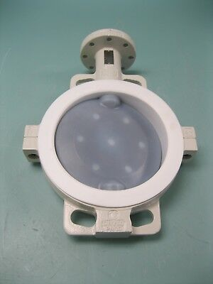 "8"" 150# Neotecha NeoSeal Butterfly Valve DI Body PFA Disc NEW D15 (2241)"