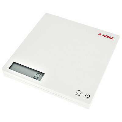 Judge 5kg Touch Control Scale