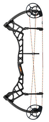 Bear Traxx Archery Compound Bow - Shadow Black - Right Handed - 60lbs